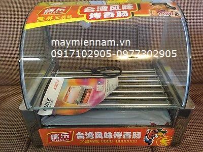 máy nướng xúc xích