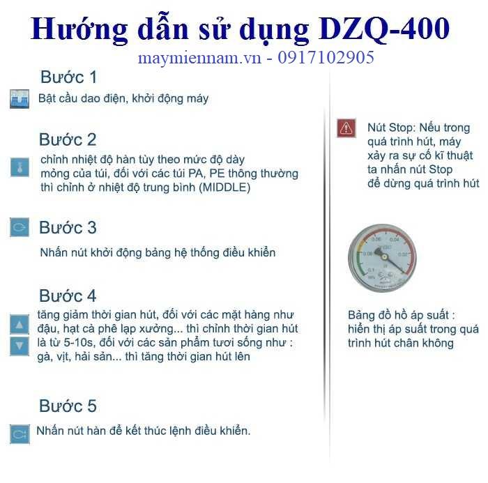 huong dan su dung dz400