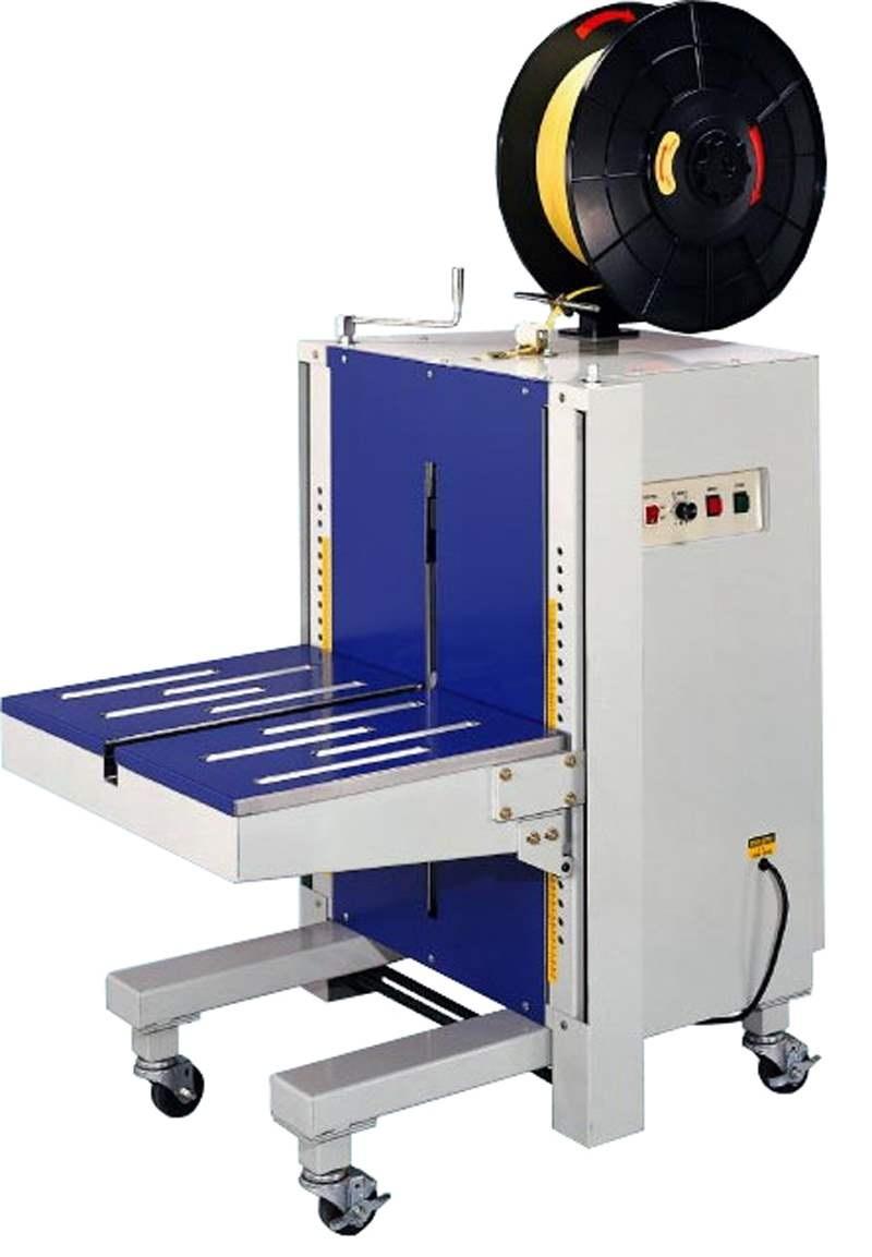 2 loại máy đóng đai thùng tại TPHCM đang được cộng đồng yêu thích