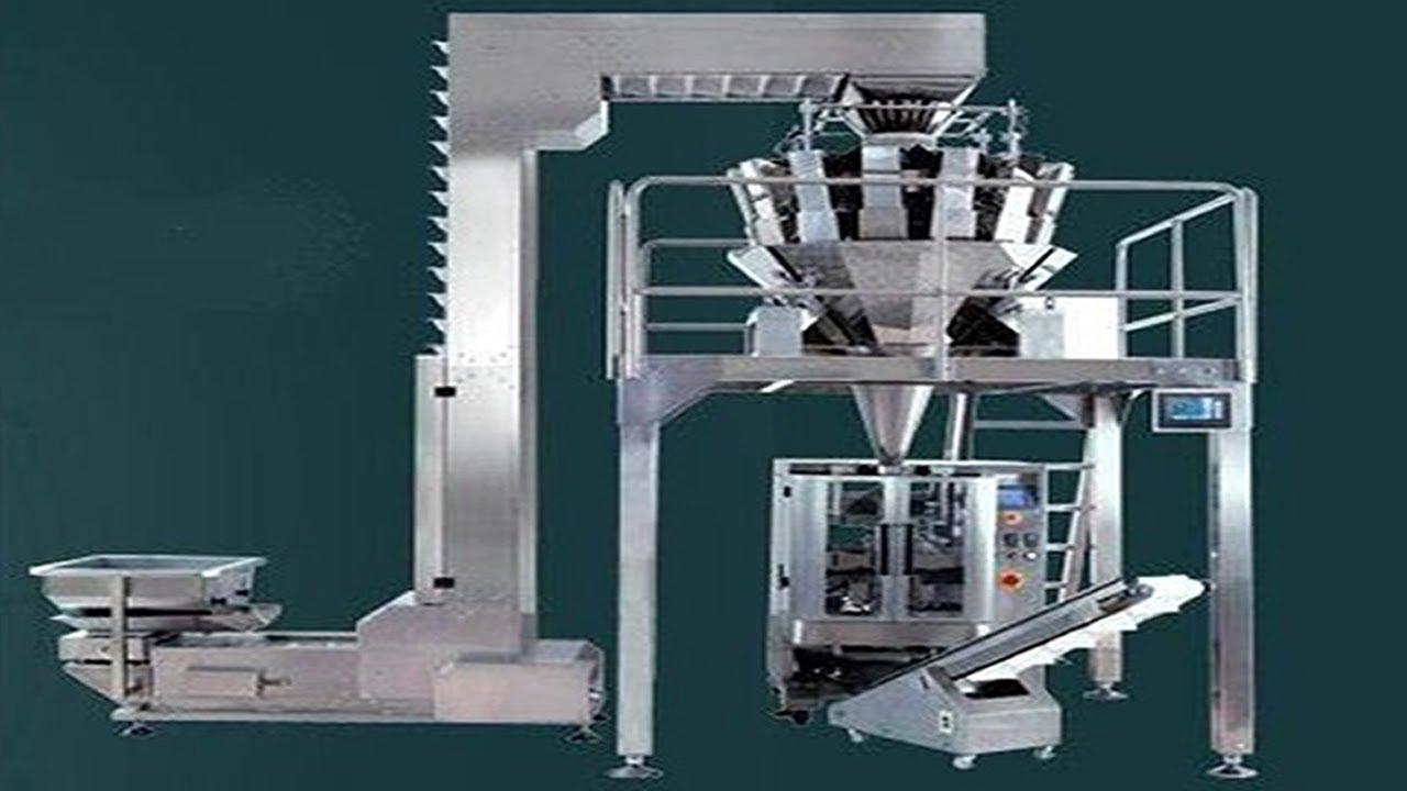 Những ưu điểm của máy đóng gói cân định lượng