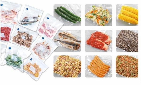 Thời gian bảo quản thực phẩm sẽ được lâu hơn nếu sử dụng máy hút chân không