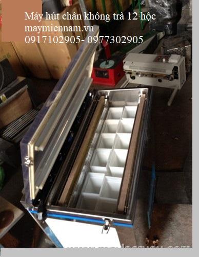 may hut chan khong trà 12 hộc