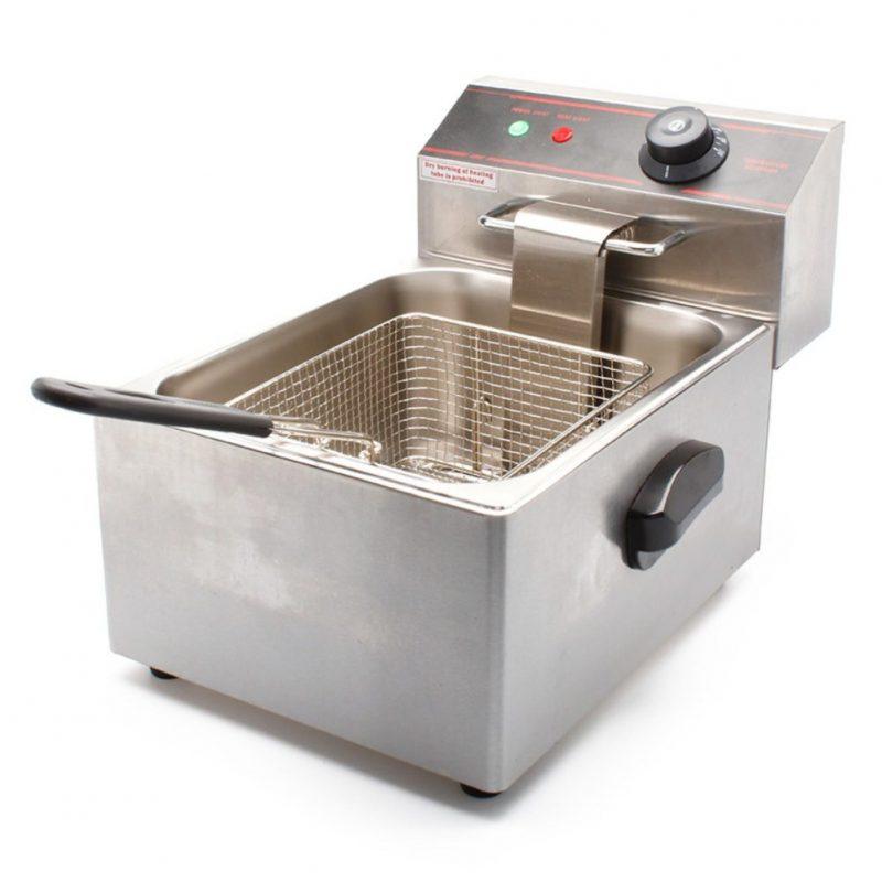 Sử dụng bếp chiên nhúng đúng cách, an toàn