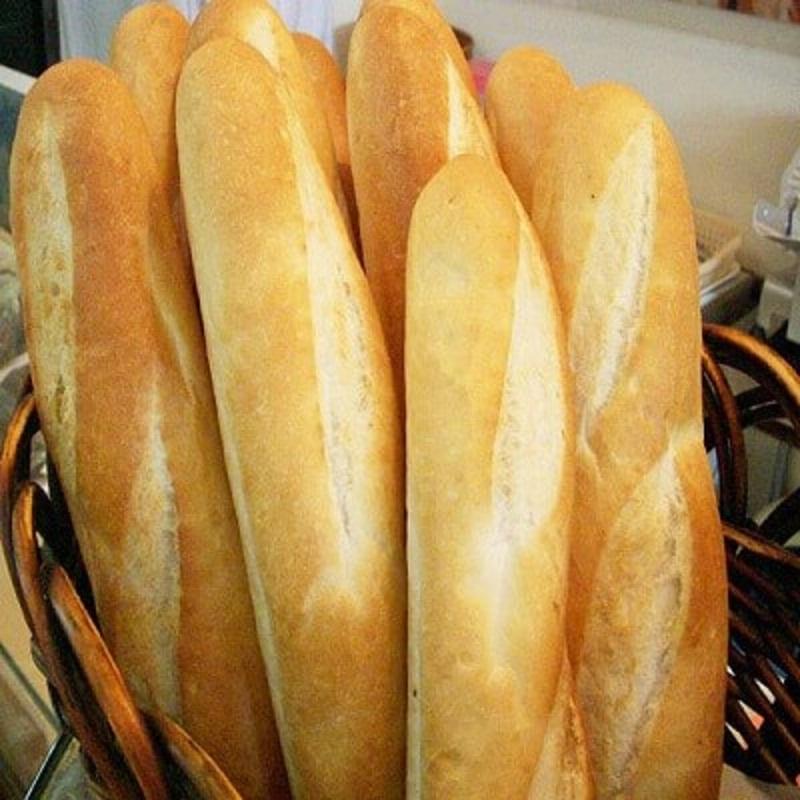 Làm bánh mì đơn giản tại nhà bằng máy trộn bột