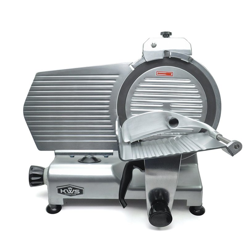 Sử dụng máy cắt thịt đông lạnh, thịt chín đúng cách