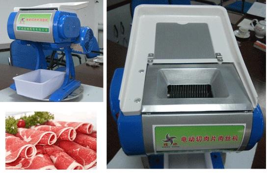 Bảo quản máy cắt thịt đúng cách