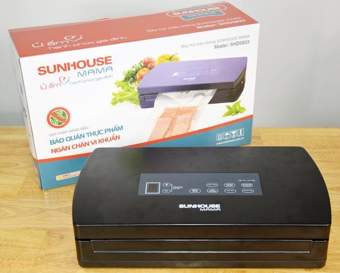 Máy hút chân không Sunhouse Mama SHD5833