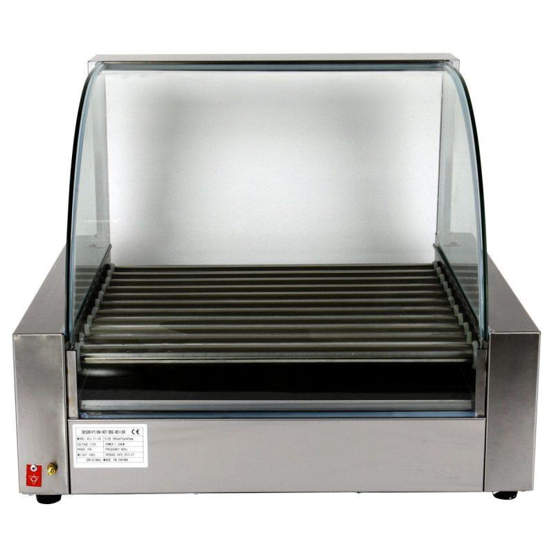Lưu ý khi sử dụng máy nướng xúc xích công nghiệp
