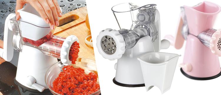 Sử dụng máy xay thịt cầm tay như thế nào là đúng?