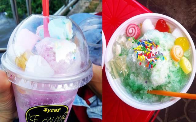 Bingsu được làm từ máy xay kem tuyết giá rẻ