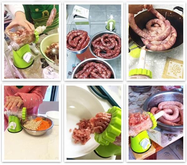 Máy xay thịt tại TPHCM