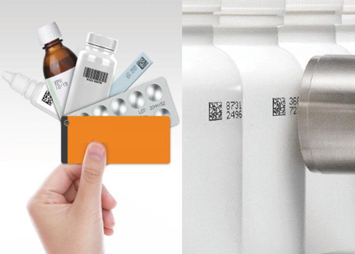 Sử dụng máy ngành dược để in date trên các sản phẩm dược phẩm