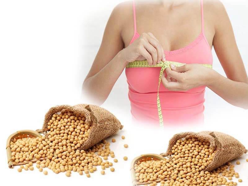 Cách làm bột mầm đậu nành tăng vòng 1