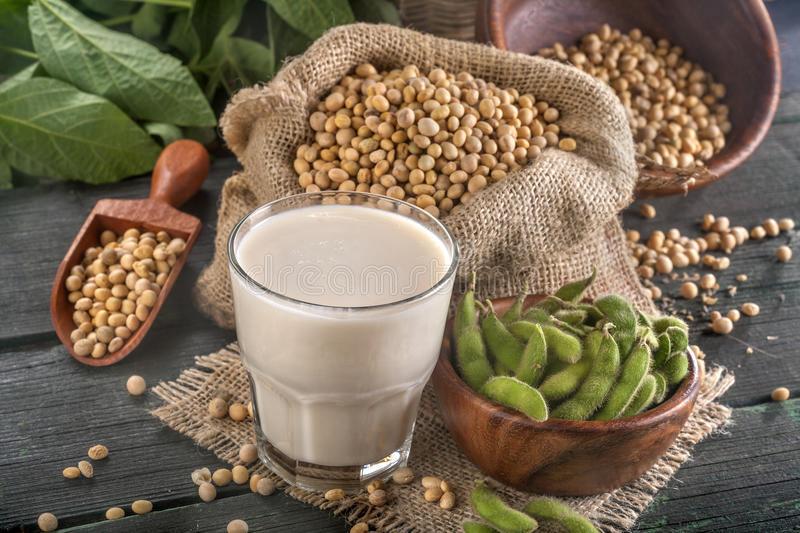 Cách làm sữa bột đậu nành