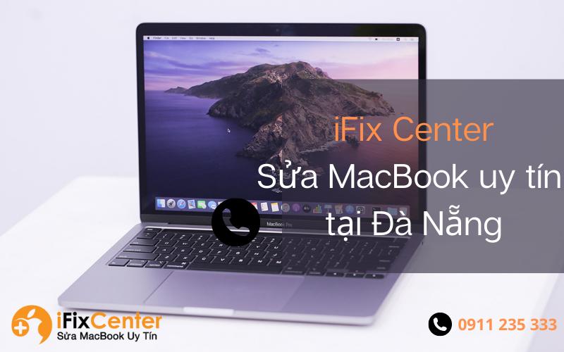 iFix Center - Sửa Macbook uy tín tại Đà Nẵng