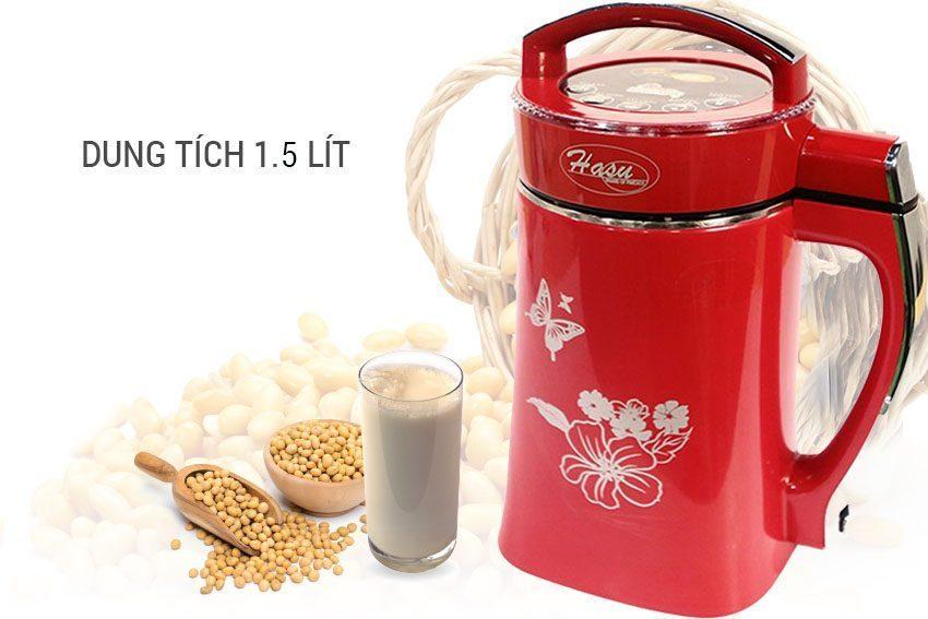 Máy làm sữa đậu nành Hasu HSM223 (1,5L)