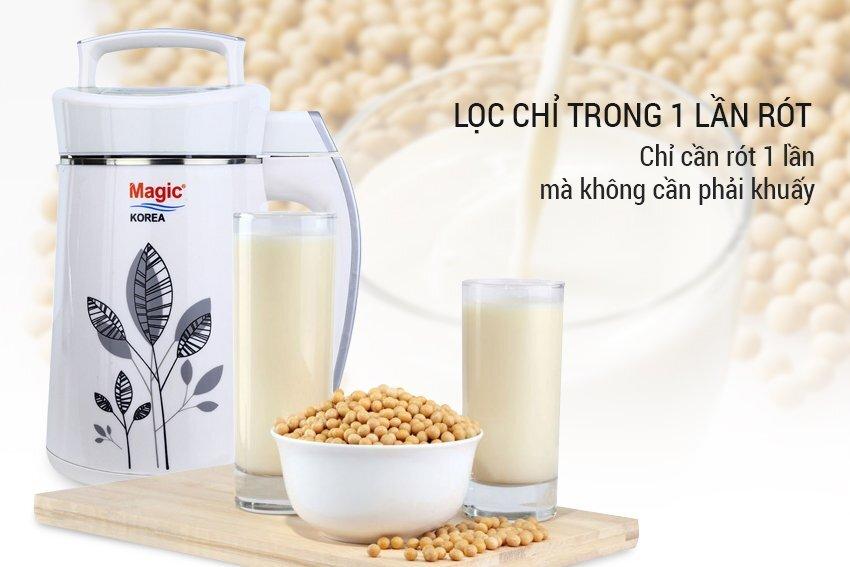 Máy làm sữa đậu nành Magic Korea A- 68