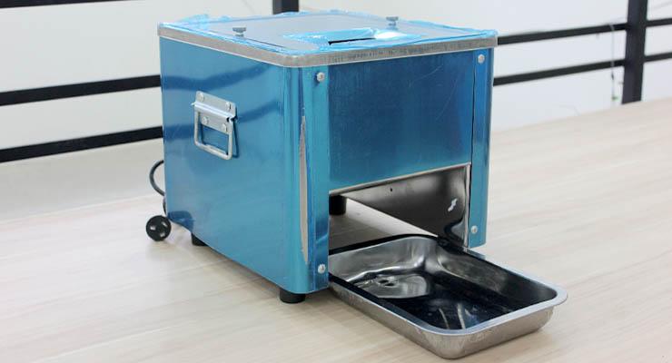 Máy thái thịt mini CT-10