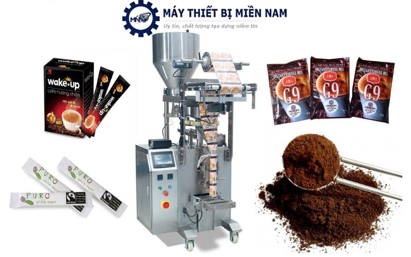 Máy đóng gói cà phê công nghiệp