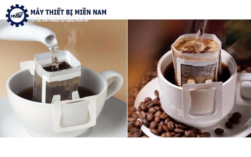 Sản phẩm cà phê túi lọc