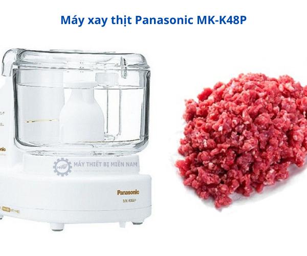 Máy xay thịt Panasonic MK-K48P